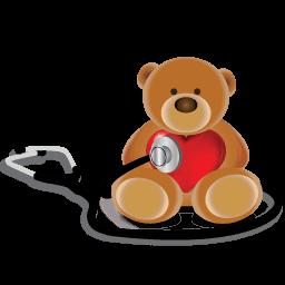 Image result for teddy bear stethoscope clip art